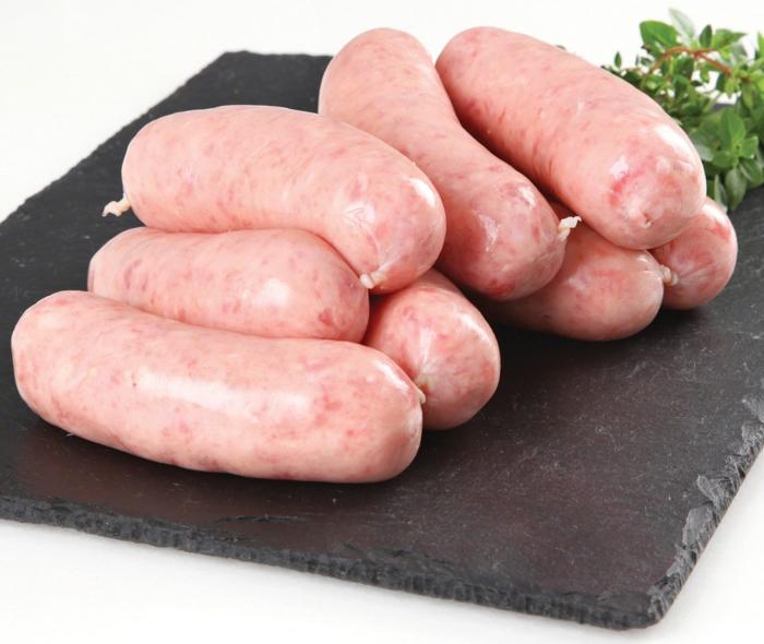 English Breakfast Sausage Bangers Recipe